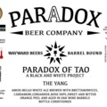 Paradox of Tao The Yang Ameri-Belgo White Ale