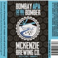  McKenize Bombay Bomber APA