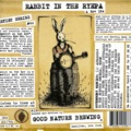Good Nature Rabbit in the RyePA Rye IPA
