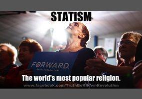 statism-a-religion