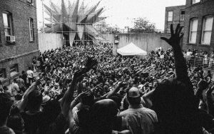 Music Concert at MoMA's PS1 in Queens