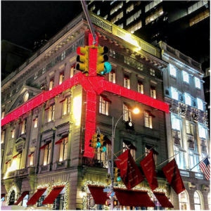 Cartier at Christmas Time