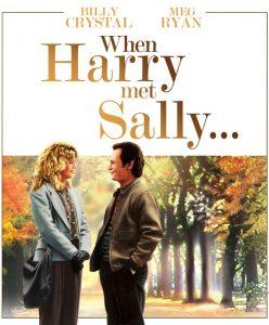 When Harry Met Sally Movie Poster