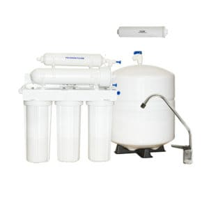 5 Stage RO System With Mineral Cartridge