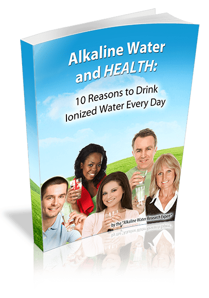 Alkaline Health: 10 Reasons to Drink Alkaline Water Every Day
