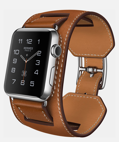 Apple Hermes Cuff Watch