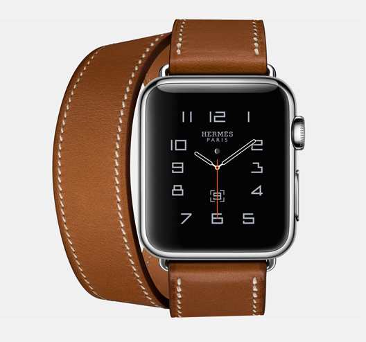 Apple Hermes Wrap Watch