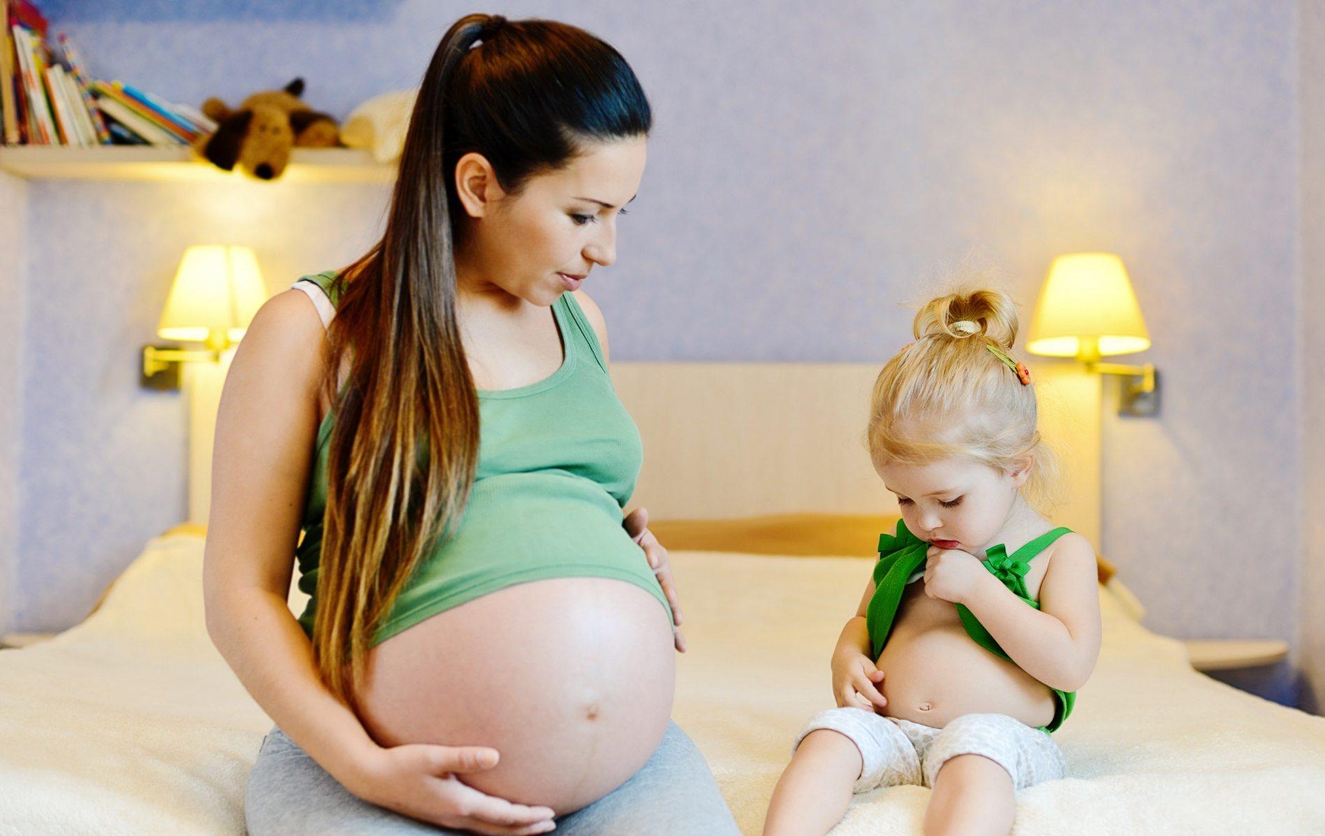 Что делать если я беременна в 1 год фото