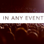 In Any Event | The Perfect Event for Everyone on Your Christmas List