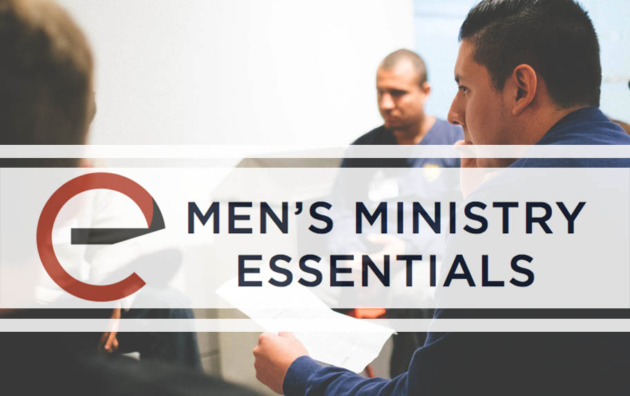 Men's Ministry Essentials – Practical Training in a Conversational Setting