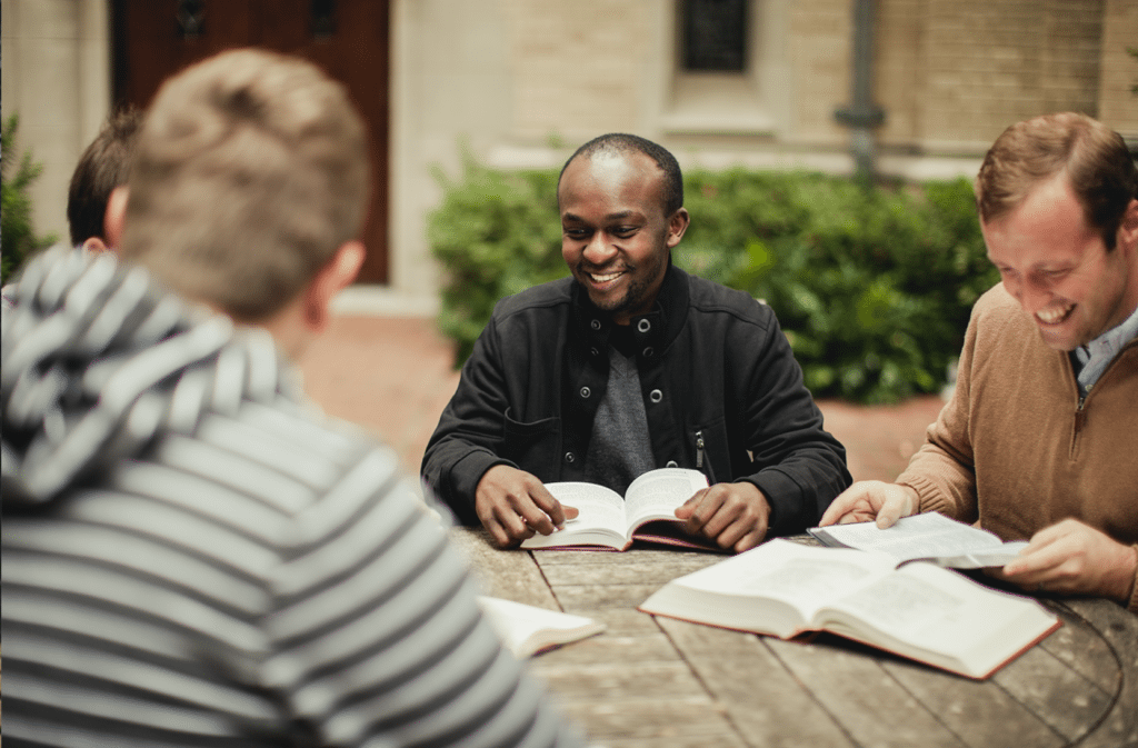 3 Ways to Use the New Act Like Men Bible Study