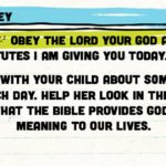 Week of January 14 – Daniel Chose to Obey