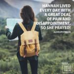 Upstream—Session 6—Hannah: Trust-Filled Prayer