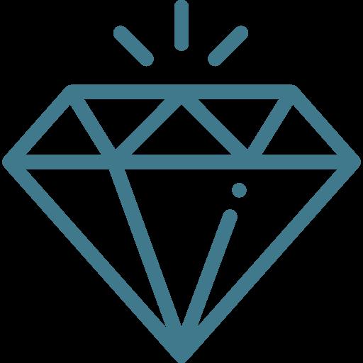 Iconography for diamonds
