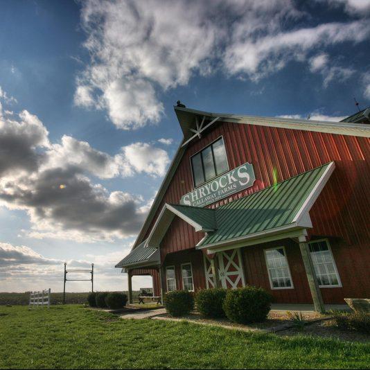 Shryocks Farms Event Center & Corn Maze