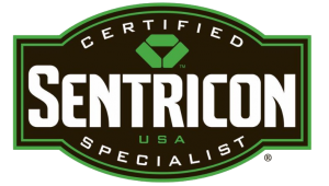 Sentricon certified specialist label
