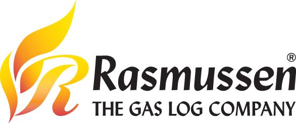 Rasmussen The Gas Log Company logo