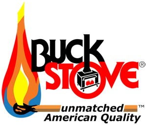 Buck Stove logo