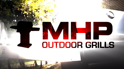 MHP Outdoor Grills logo