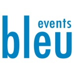 Bleu Events Catering logo