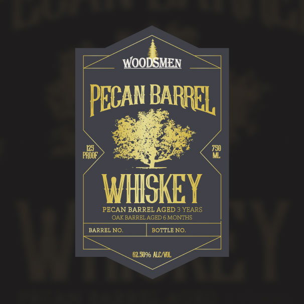 pecan-whiskey-label