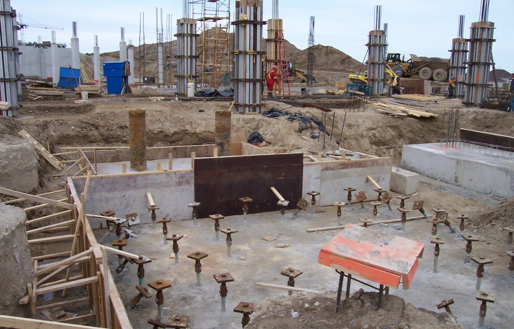 East Coast Helical Piers Underpinning Systems Nyc New York - Under-pinning-foundations