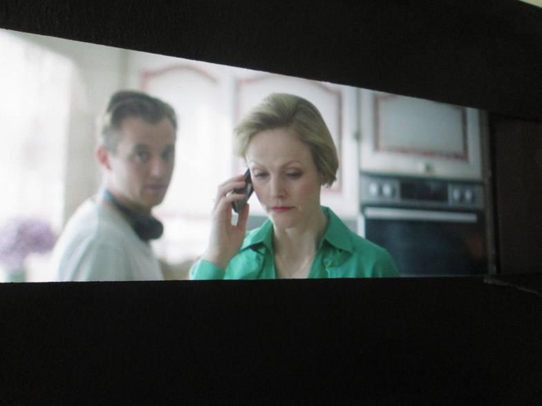 KEEPING UP WITH THE JONESES - director Michael Pearce and Maxine Peake