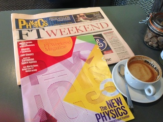 Financial Times Physics special