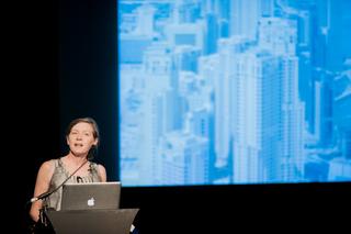 Keller Easterling speaking at Improving Reality 2013