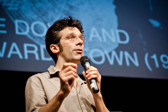 Kevin Slavin, speaker at dConstruct, 2 September, Brighton Digital Festival