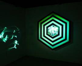 Mediatate Room by MA student Anastasios Veloudis