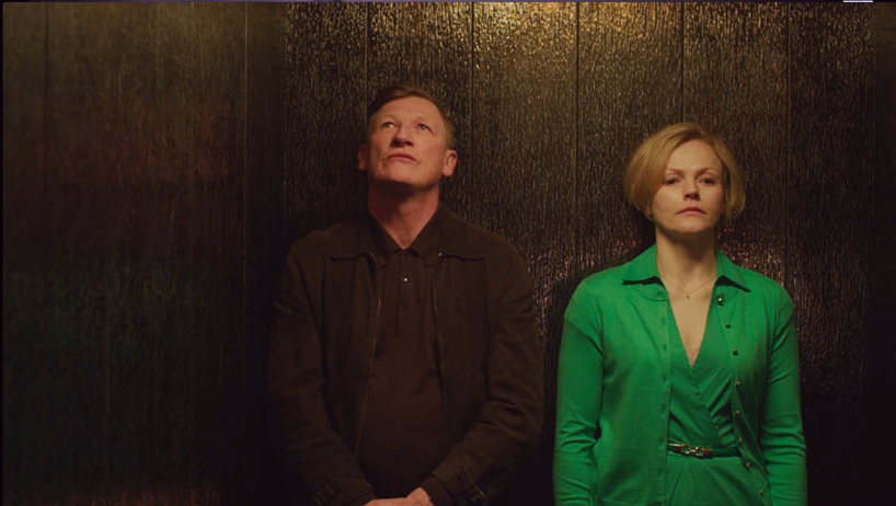 Geoff Bell and Maxine Peake in Keeping Up With The Joneses