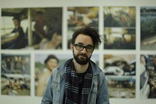 Tobias Revell, photograph by Ana Escobar