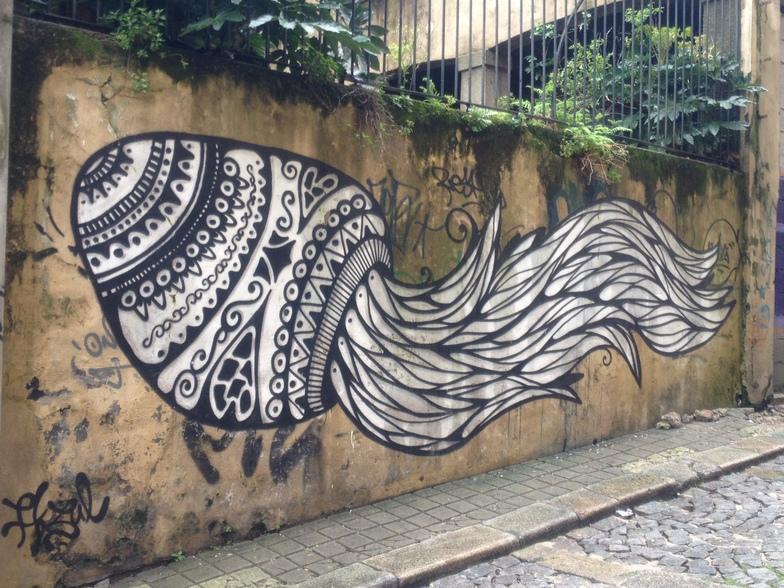 Porto Graffitti, photo by Georgina Voss