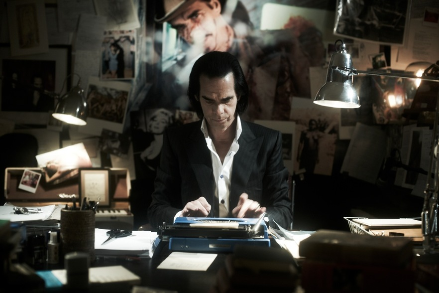 Nick Cave in 20,000 Days On Earth - photo by: Amelia Troubridge