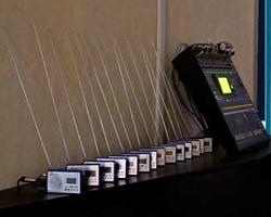 Frequency & Volume by Rafael Lozano-Hemmer