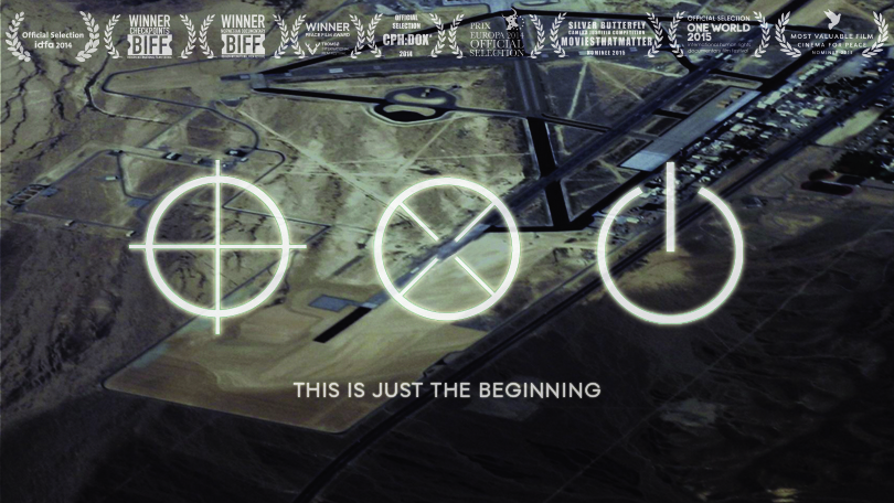 DRONE is a documentary about the CIA drone war
