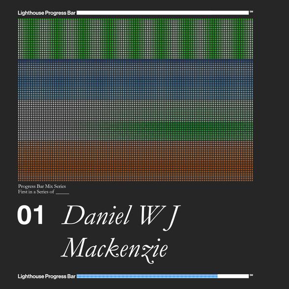 Progress Bar Mix 01, by Daniel W J Mackenzie (design by Michael Oswell)