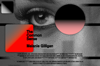 Poster for The Common Sense, designed by Metahaven
