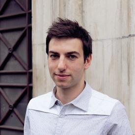 Artist and filmmaker, Joseph Popper