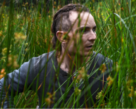 A srtill from Stephen Fingleton's The Survivalist