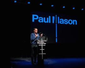 Paul Mason introduces the idea of a post capitalist era at The Long Progress Bar