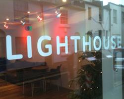 Lighthouse, Christmas, 2011