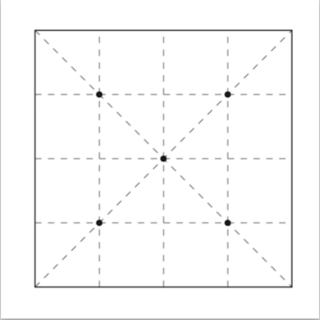 The 4×4cm square can be understood as the basic block of the OS (OpenStructures) system. Courtesy of openstructures.net