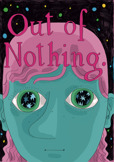 The cover of the ashcan edition of Out of Nothing