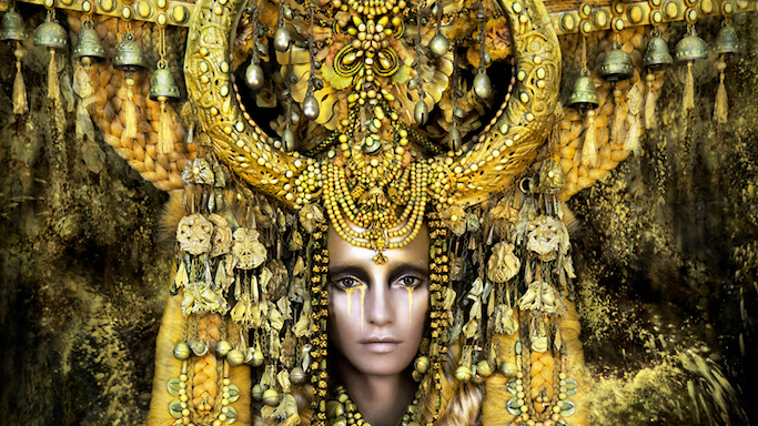 Gaia: The Birth of an End, by Kirsty Mitchell