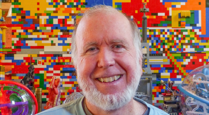 Writer, editor and internet pioneer, Kevin Kelly