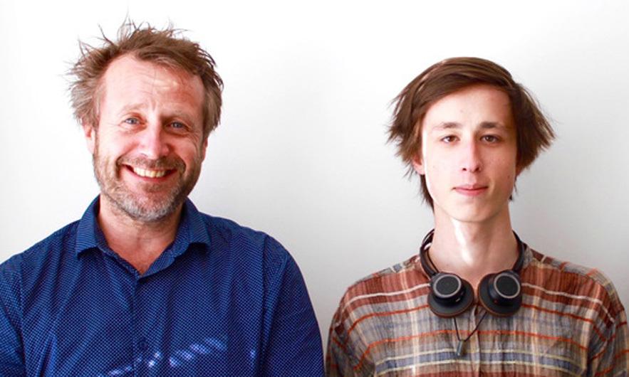 George Butler and Szymon Wyrzykowski