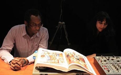 The Otolith Group (Kodwo Eshun & Anjalika Sagar)
