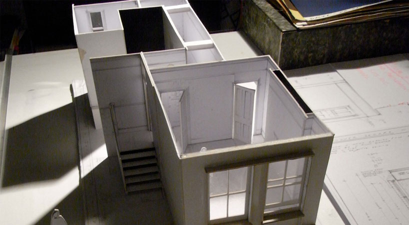 Hangover Square model